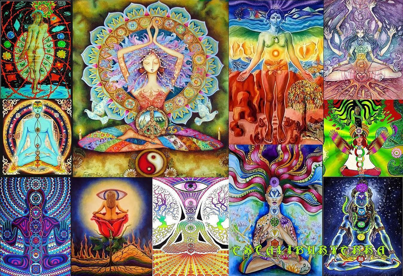 Кундалини преобразует вас. мистический опыт