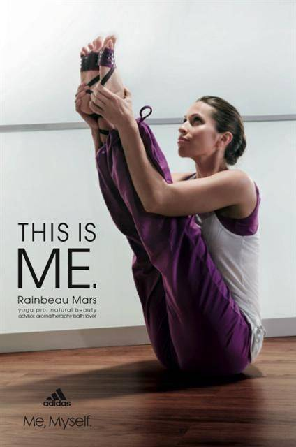 Биография рейнбо марс, ее путь к совершенству и йога для всех