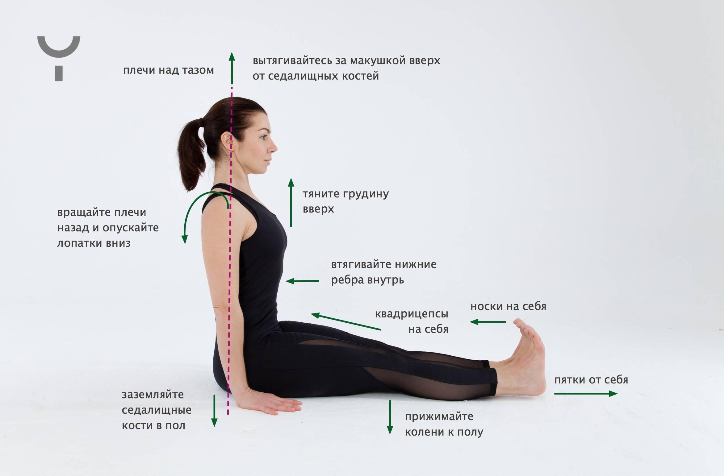 Ардха чандрасана (поза полумесяца): техника выполнения с фото, а также польза и противопоказания