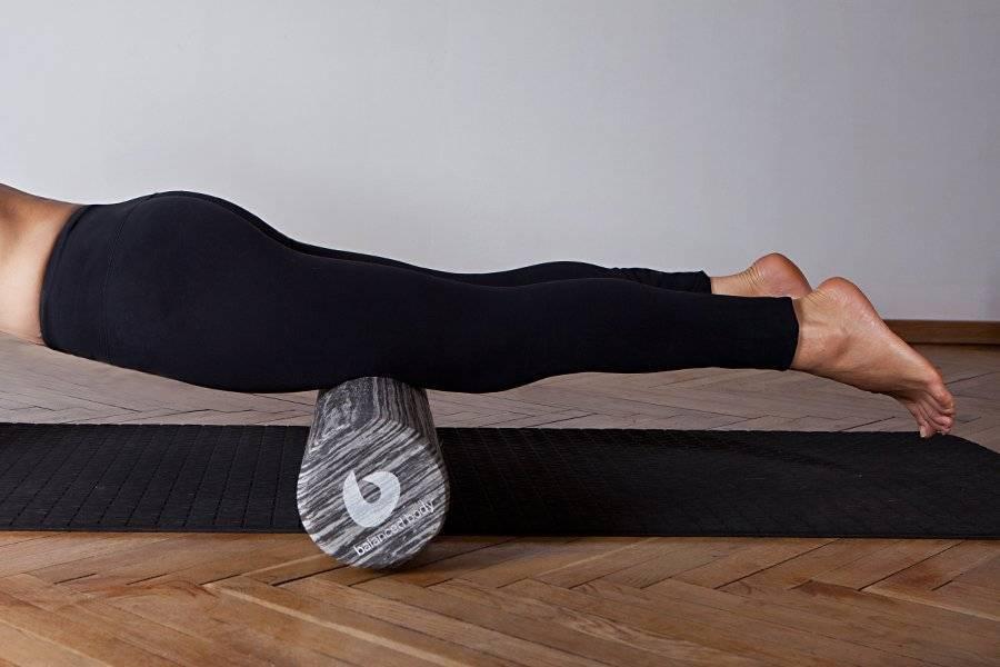 Миофасциальное расслабление мышц: техника упражнений, роллы
