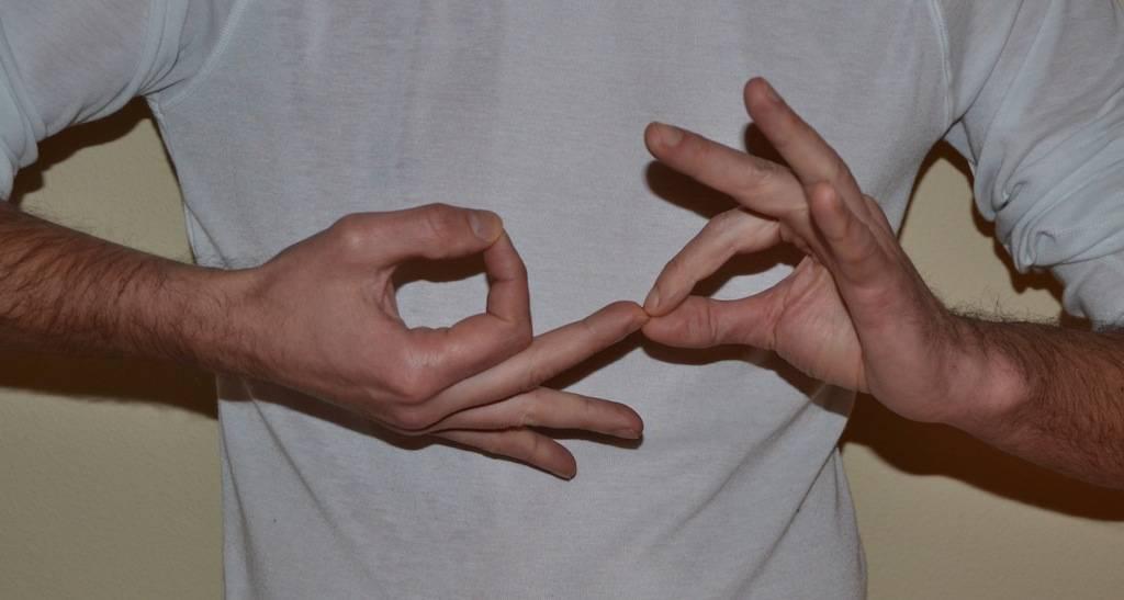 Мудра «могущества». йога для пальцев. мудры здоровья, долголетия и красоты