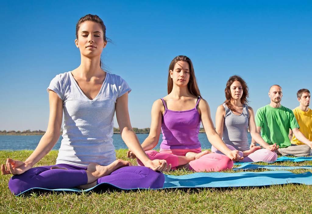 Практики медитации и оздоровления