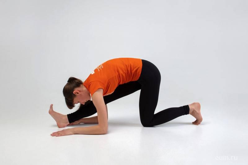 Эффективное укрепление рук и пресса: боковая планка в йоге – васиштханаса