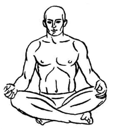 Секреты выполнения джаландхара бандхи (горловой замок) для начинающих практиков