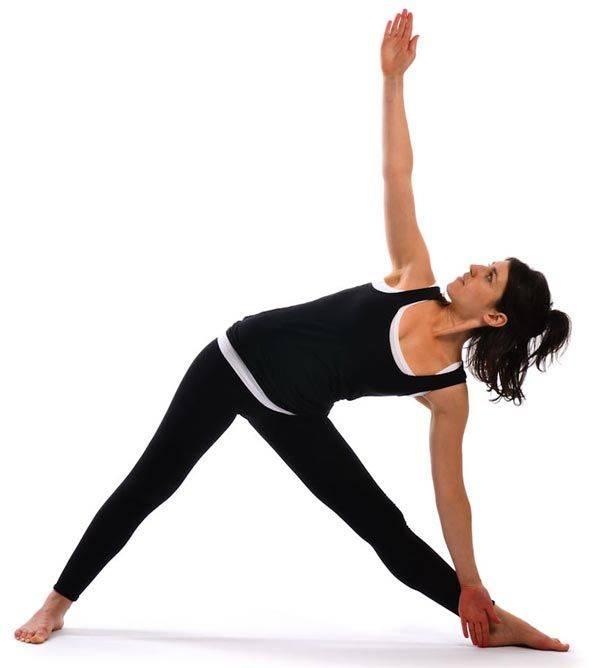 Классификация поз йоги