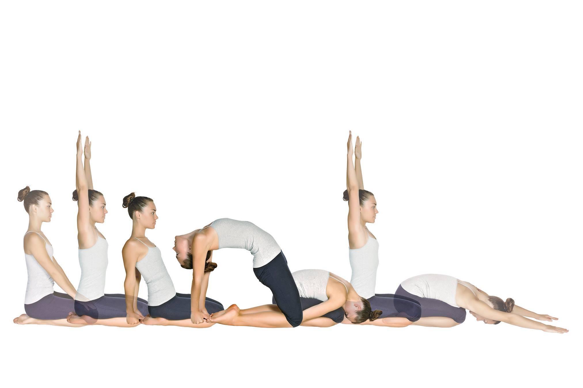 Упражнения для снатия стреcса и напряжения - гимнастика цигун