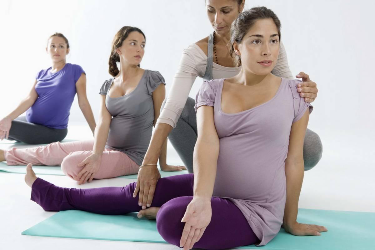 Особенности практики во время беременности