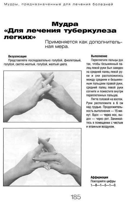 Мудры для глаз и лечения зрения
