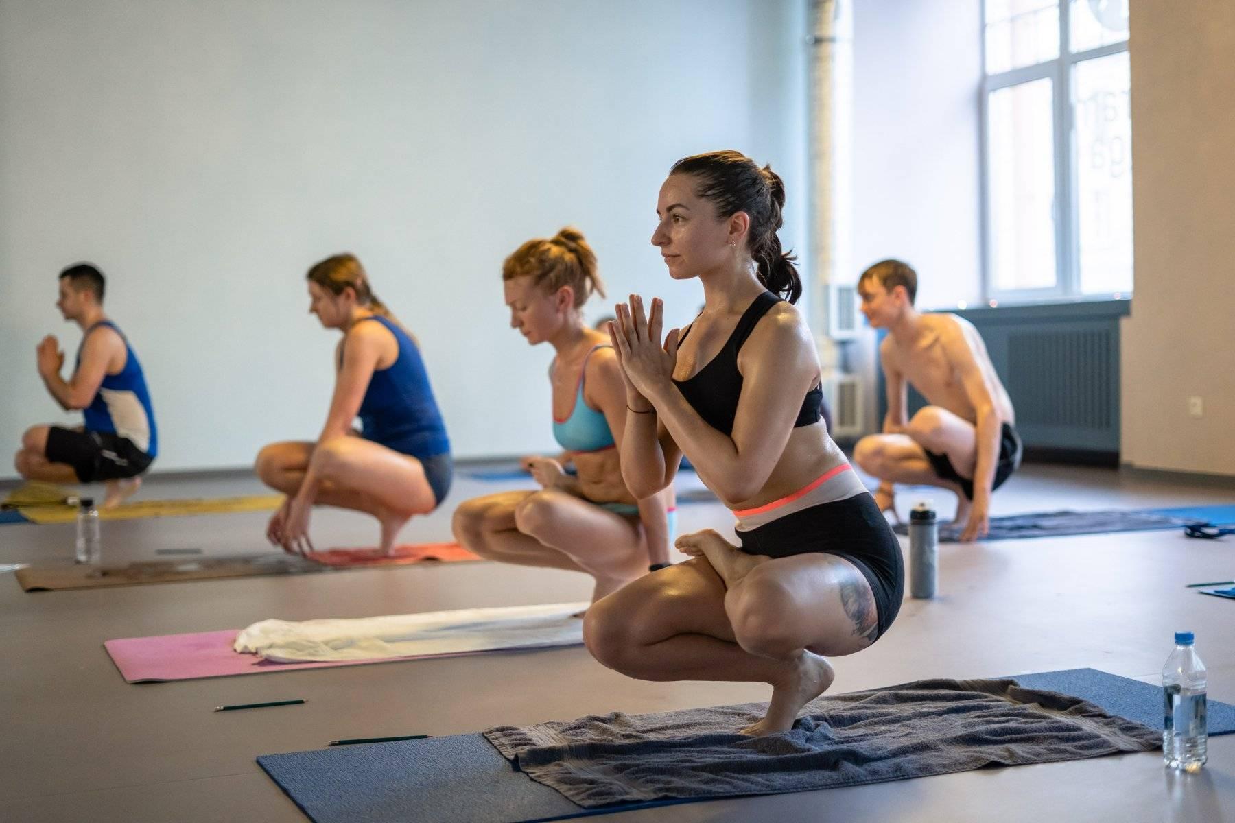 Что такое бикрам йога
