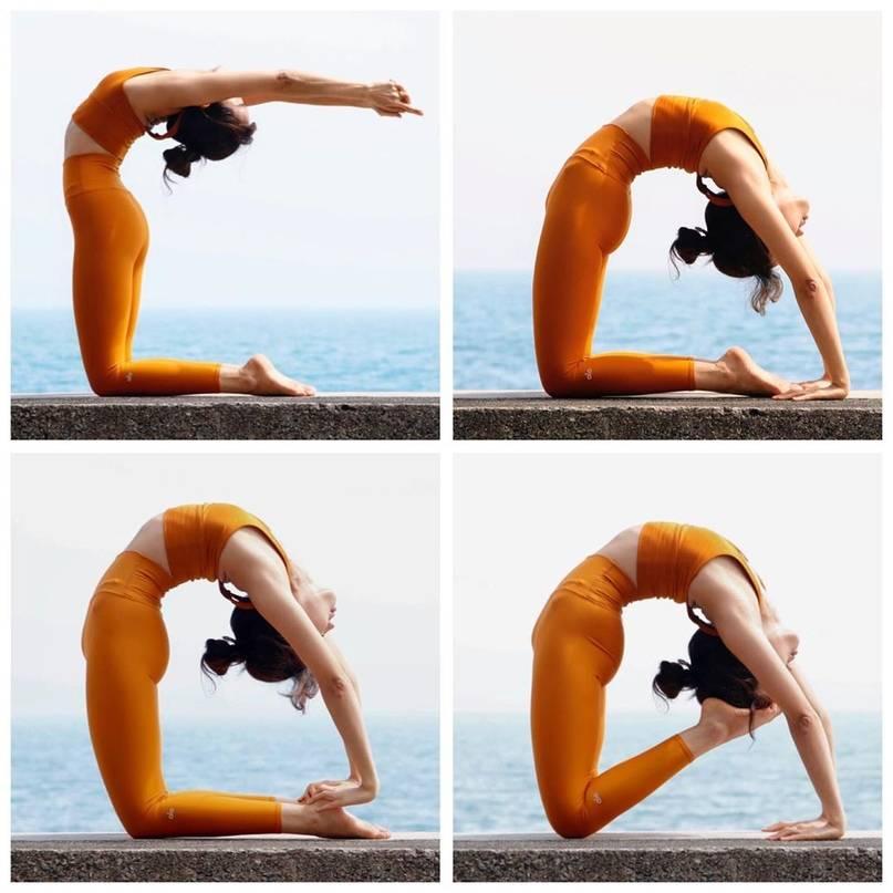 Йога во время месячных: видео, занятия, позы, комплексы