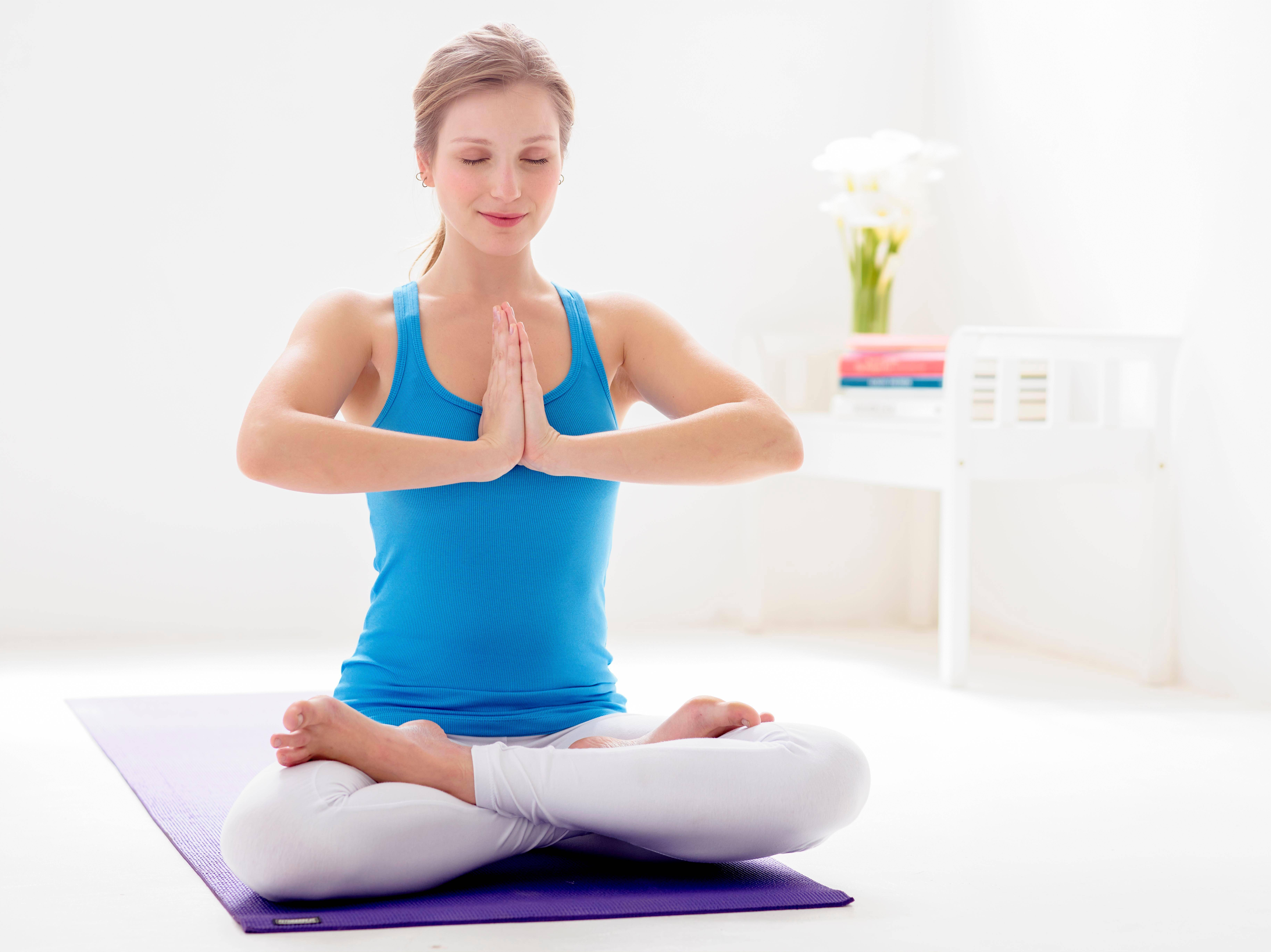 Как освоить правильное дыхание йоги для начинающих