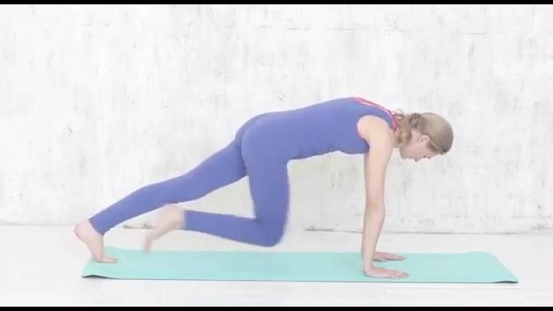 Эффективная йога для полных - упражнения для похудения в домашних условиях
