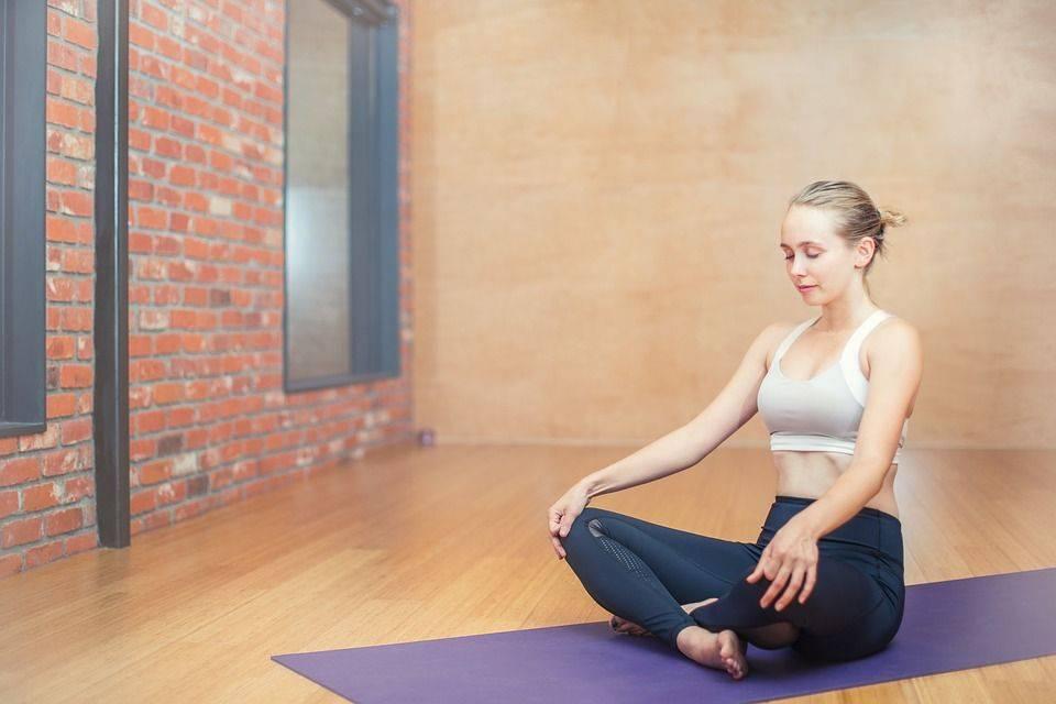 Йога от стресса и депрессии: 7 упражнений на mymulti.ru