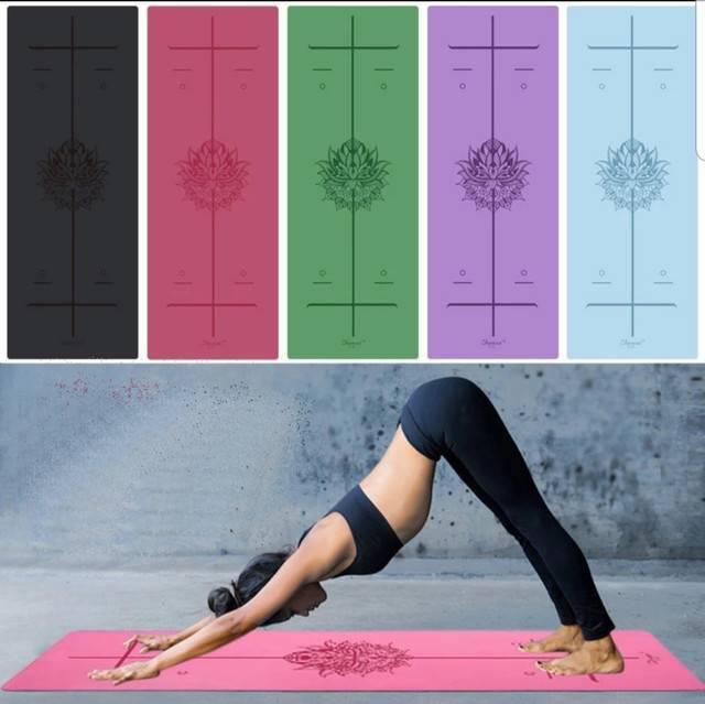 Как выбрать коврик для йоги и фитнеса: расклад по ценам