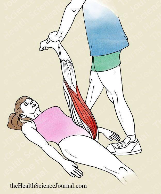 Лечение растяжения ягодичной мышцы в москве