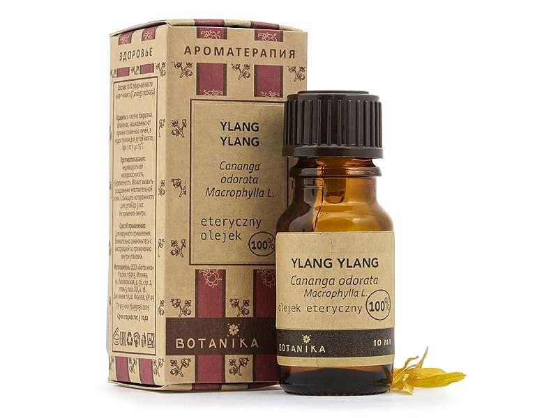 Иланг-иланг эфирное масло свойства