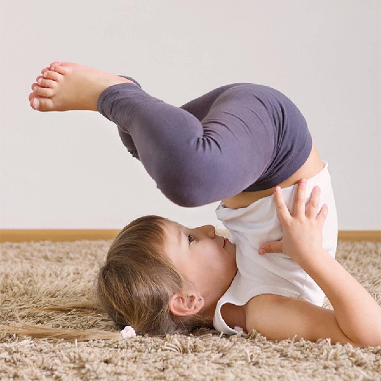 Йога для детей: занятия для начинающих дошкольного возраста на дому