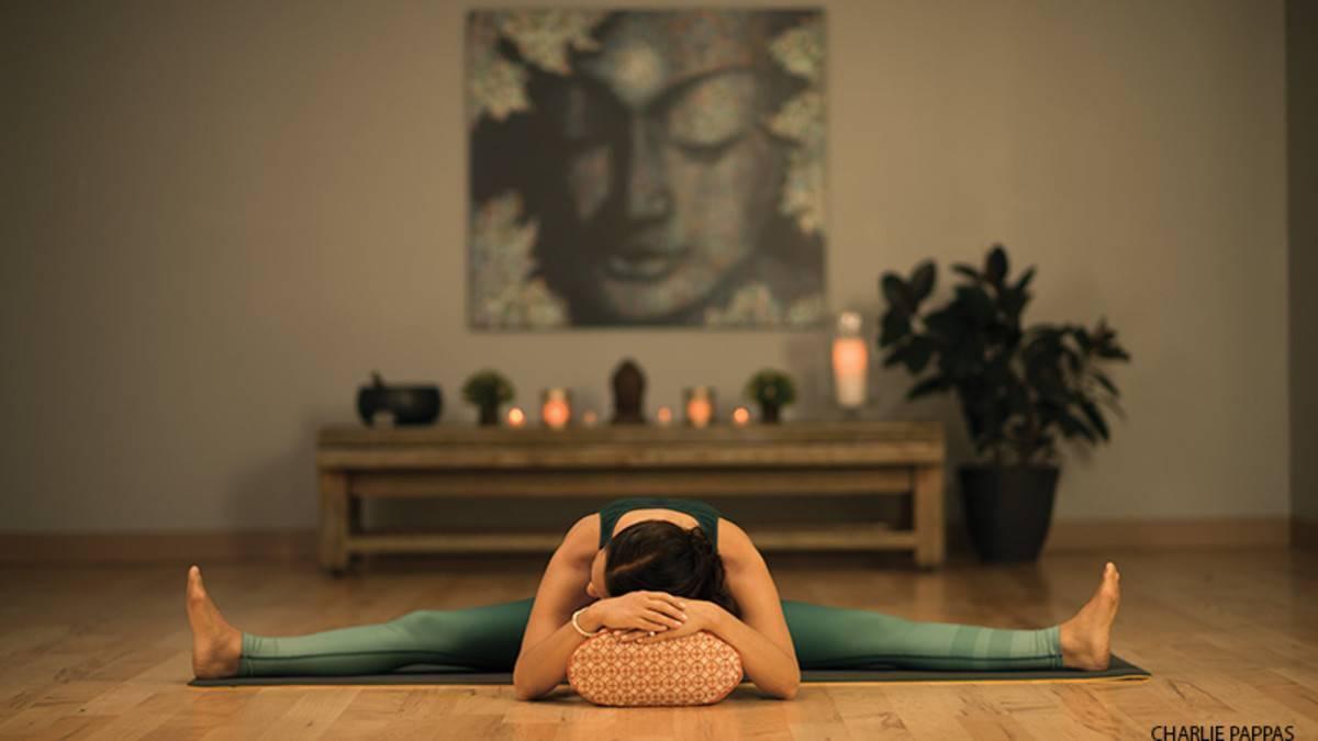 15 поз йоги для снятия стресса, усталости и напряжения