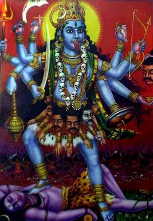 Одна из самых почитаемых богинь в индуизме – парвати, супруга шивы