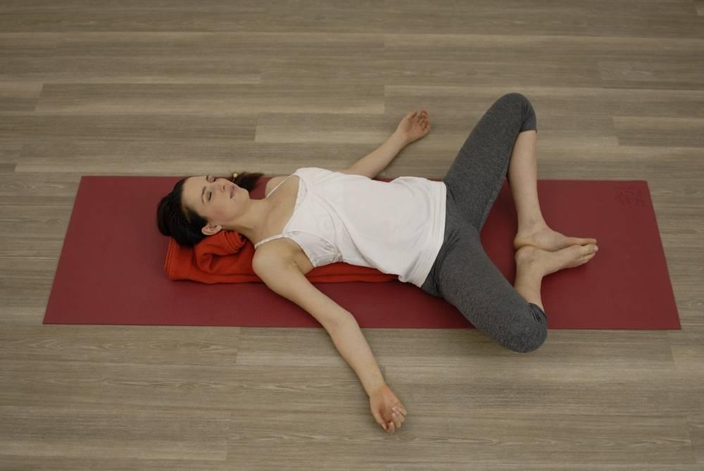 Йога для сна - самые расслабляющие позы
