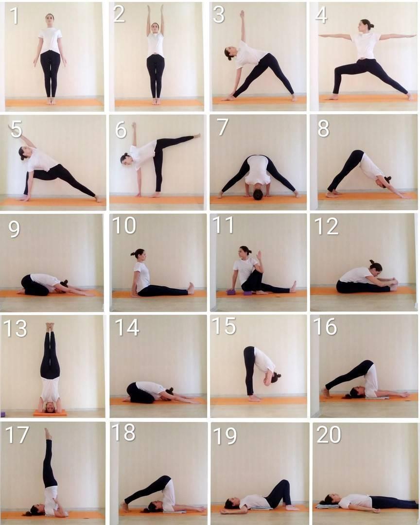 Йога для похудения: инструкция для начинающих