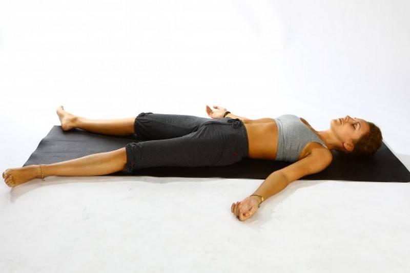 Секреты метода глубокого расслабления: шавасана – поза трупа в йоге