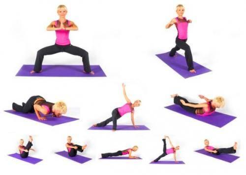 Хатха-йога, как способ снижения веса: важные моменты и видео урок для начинающих