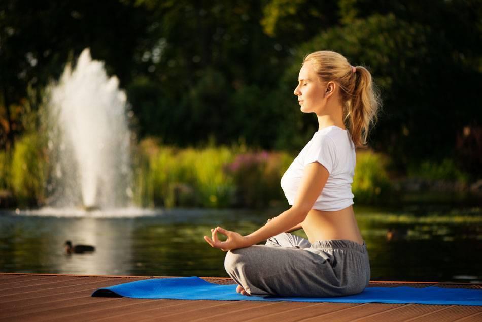 Как правильно дышать в йоге и в повседневной жизни