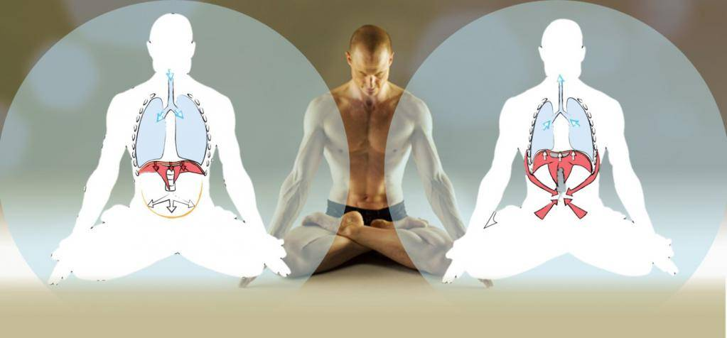 Дыхание во время практики асан хатха йоги - хатха йога