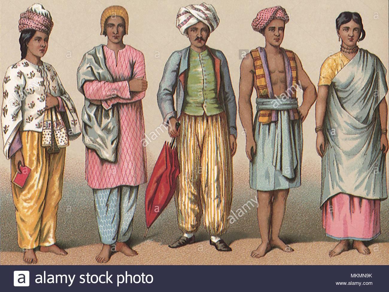 Касты в древней индии