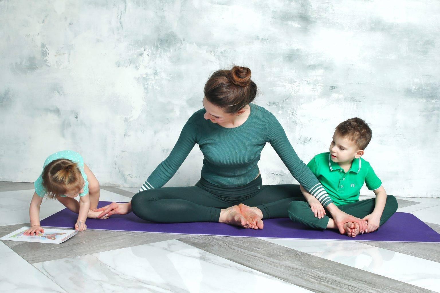 Йога для детей: польза, позы для ребенка, упражнения, противопоказания | активная мама