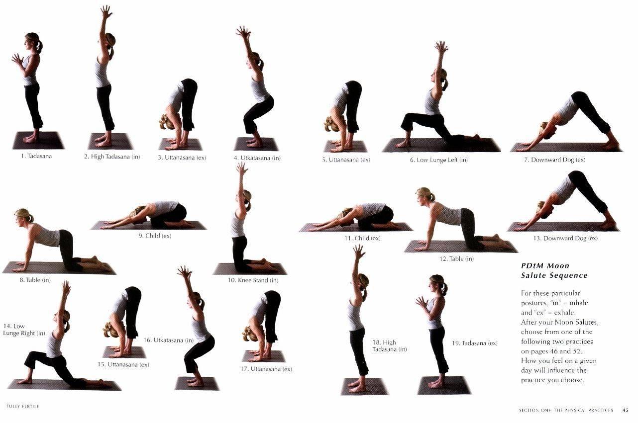 Утренние тренировки йоги для хорошего начала дня
