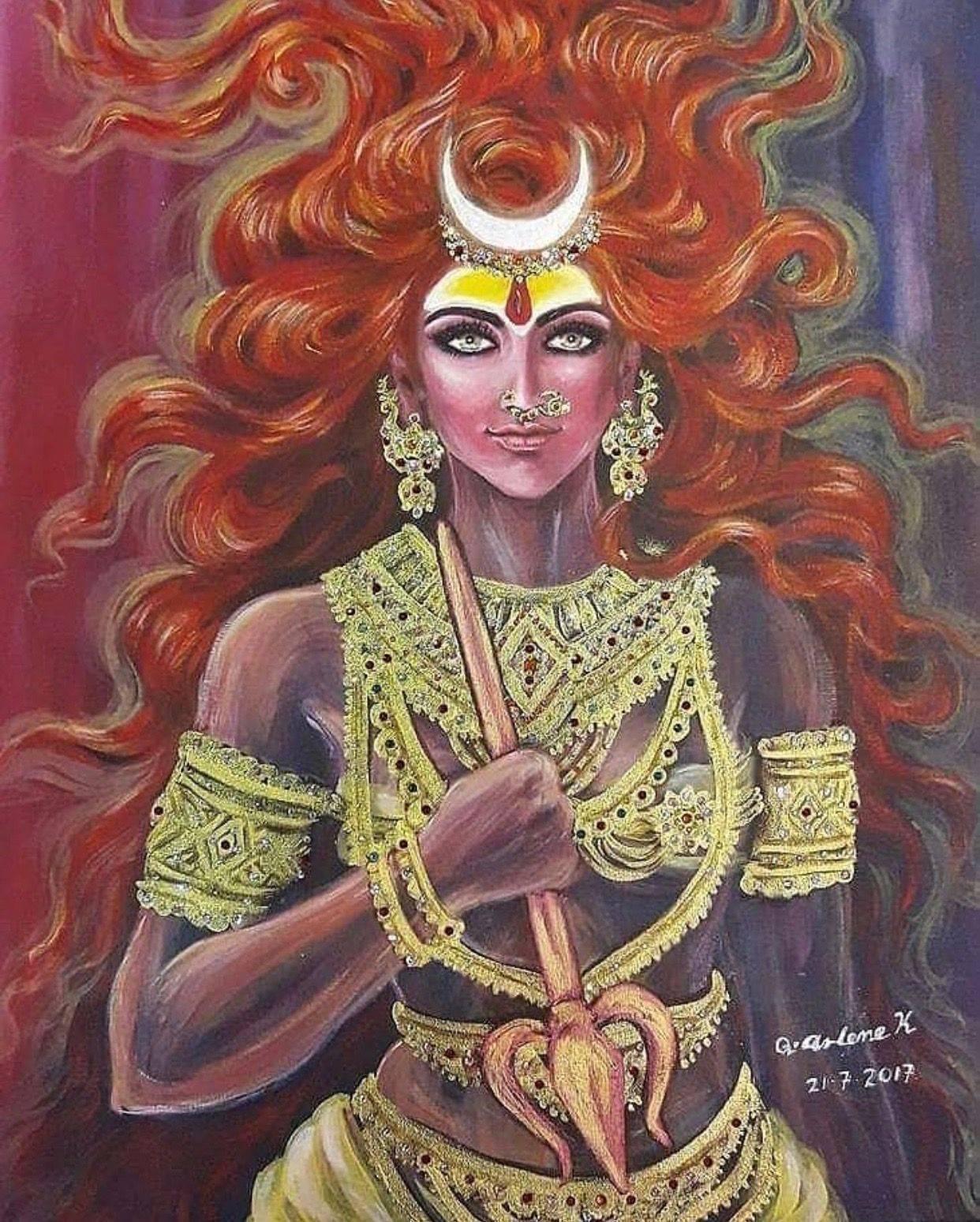 Кали – почему в индии почитают богиню разрушений?